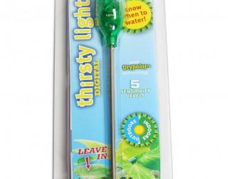 Thirsty Light – Digitale vochtmeter voor potplanten, volle grond en gazon